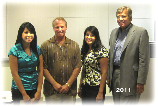 2011 Liane Acheson Scholarship Recipient - Beverly Alconcel